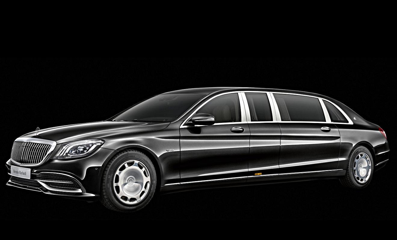 Luxus-Update für Mercedes-Maybach - Autogazette.de