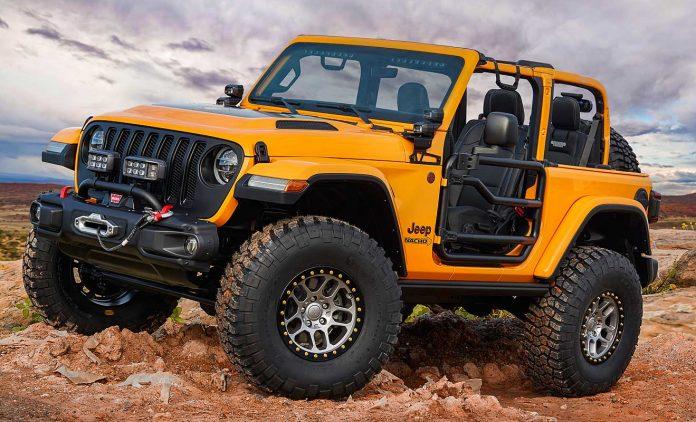 Der Nacho Jeep. Foto: Jeep