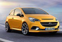 Opel Corsa GSi. Foto: Opel