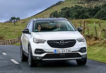 Opel Grandland X. Foto: Opel