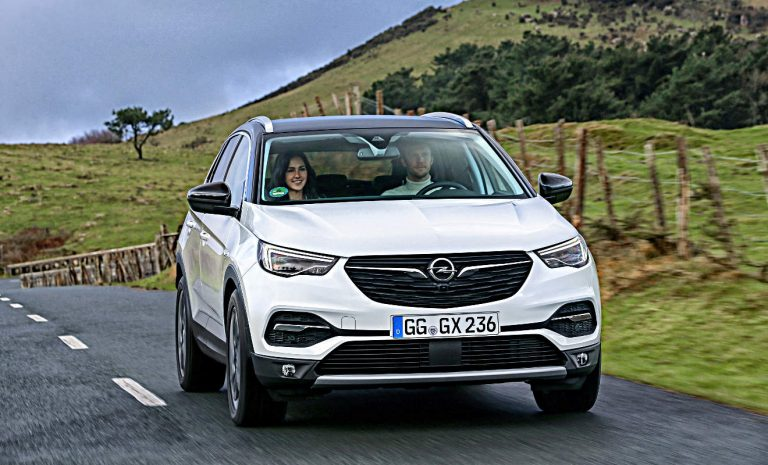 Opel Grandland X: SUV für Anspruchsvolle