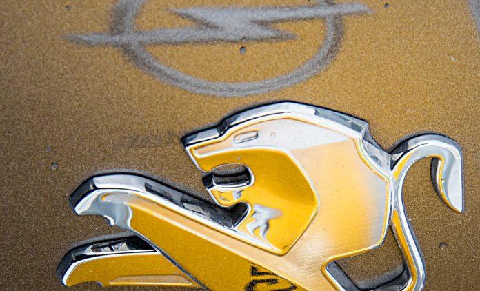Opel und PSA. Foto: dpa