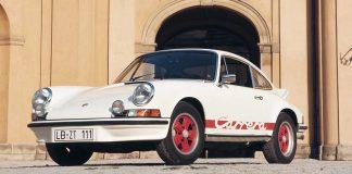 Der Porsche 911 Carrera RS 2.7. Foto: Porsche