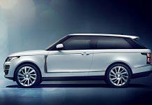 Range Rover SV Coupe. Foto: Range Rover