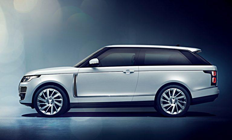 Range Rover mit Luxus-Edition