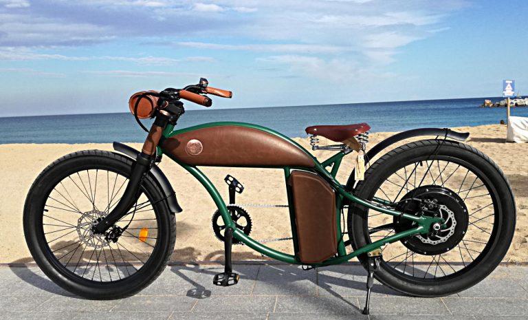 E-Bike von Rayvolt: Fescher Cruzer im Retro-Look
