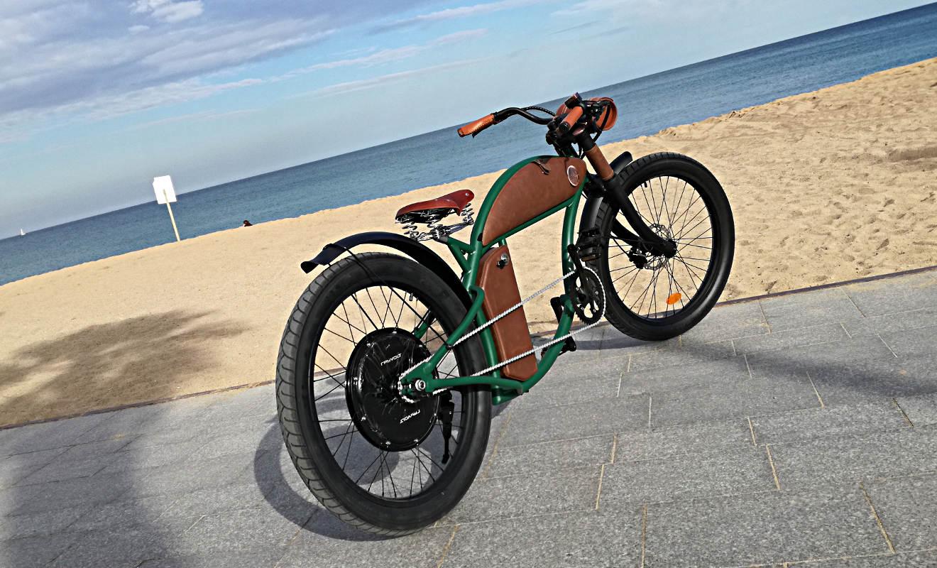 Rayvolt Cruzer E-Bike. Foto: SP-X