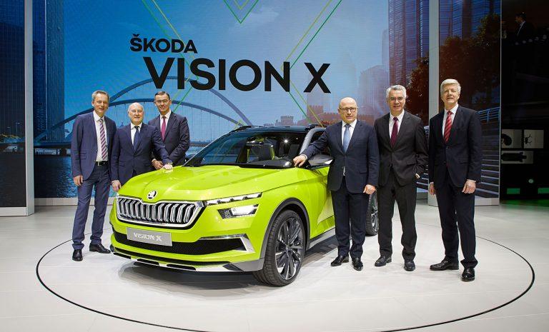 Skoda will jedes Modell mit Erdgas bringen