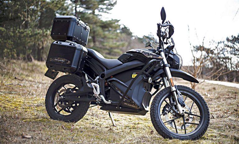 Elektrobike: Zero bietet wieder Schnellladegerät