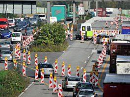 Baustelle in NRW. Foto: dpa