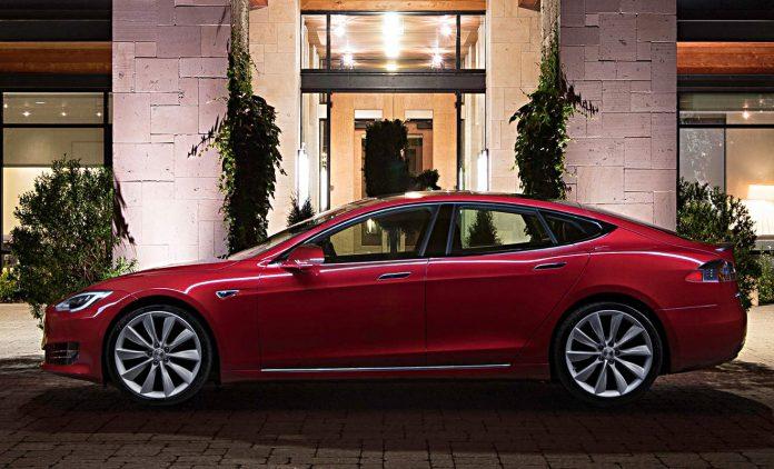 tesla Model S. Foto: Tesla