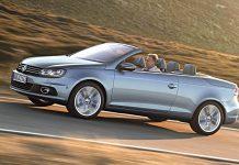 VW Eos. Foto: VW