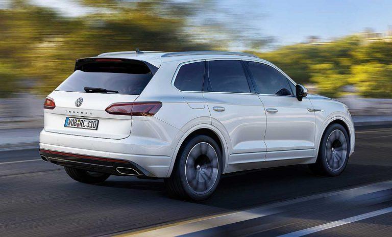 VW Touareg: Flaggschiff kostet mindestens 60.675 Euro