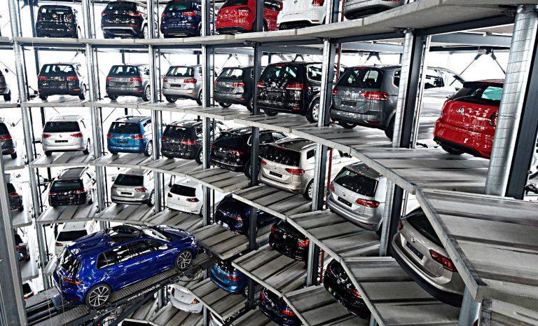 Deutscher Automarkt im September leicht erholt