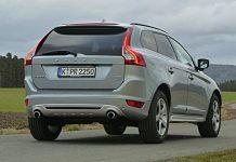 Volvo XC60. Foto. Volvo