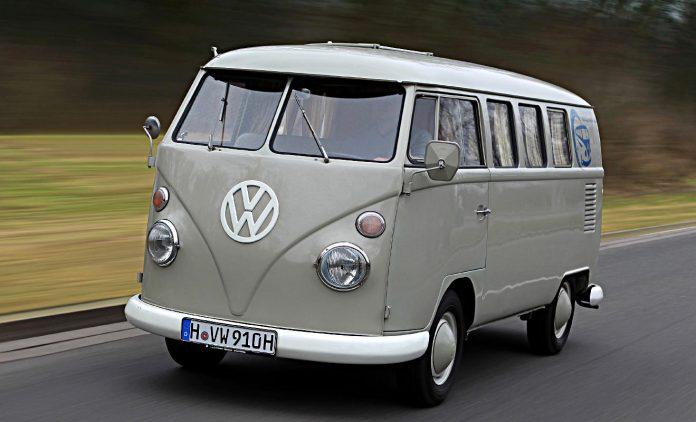 VW Buli. Foto: VW