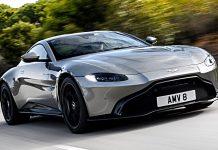 Aston Martin Vantage. Foto: Aston Martin