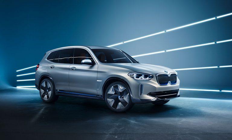 BMW elektrisiert die X-Familie