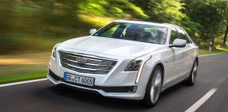 Der CT6. Foto: Cadillac
