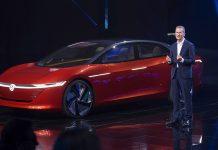 VW-Chef Herbert Diess. Foto: Volkswagen AG