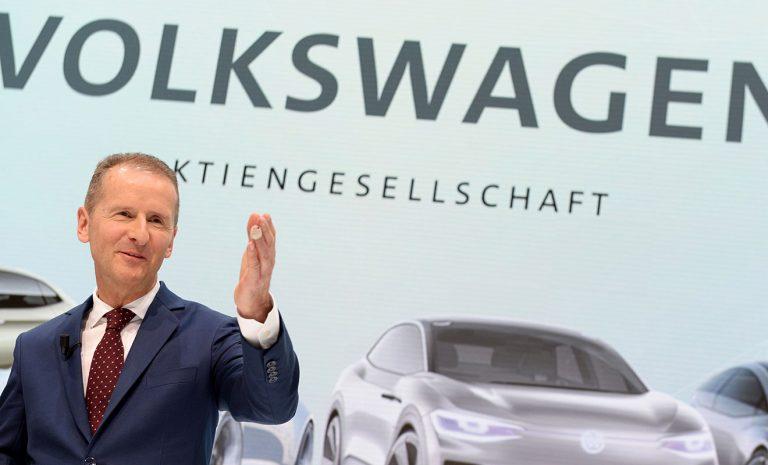 VW-Chef beklagt bei Batteriezellen Marktmacht der Asiaten