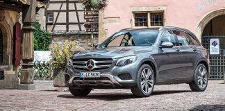 Der GLC. Foto: Mercedes
