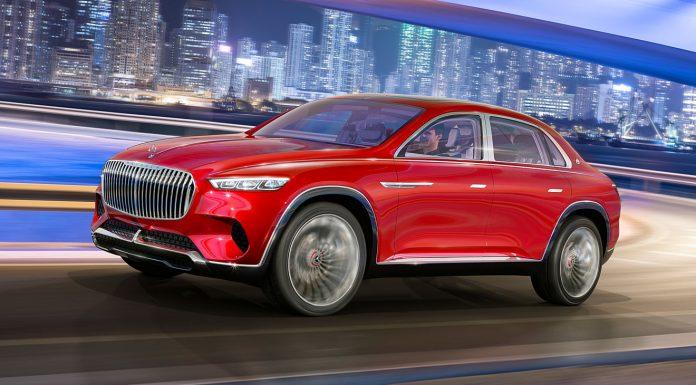 Der Mercedes-Maybach Ultimate Luxury. Foto: Daimler