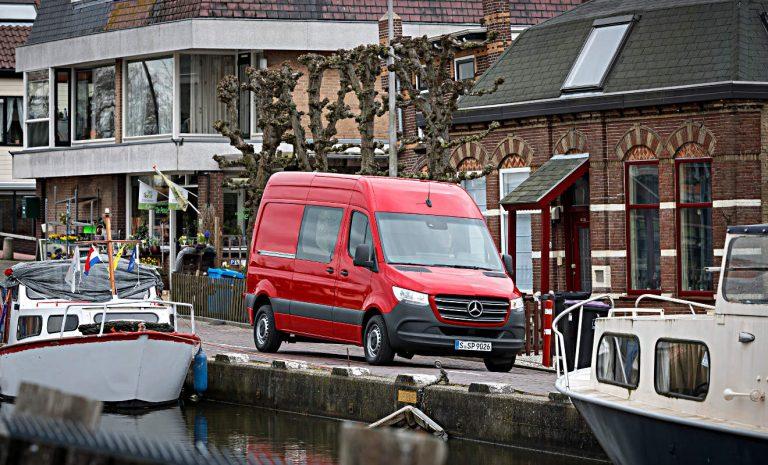 Mercedes Sprinter: Vorteil Flottenmanager