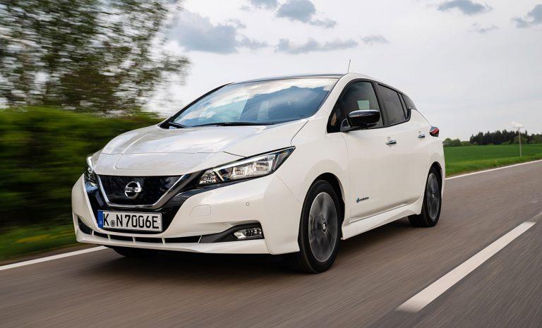 Nissan Leaf: Vorsprung durch Erfahrung
