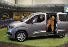 Der neue Opel Combo. Foto: AG/Flehmer