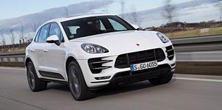 Porsche Macan. Foto: Porsche