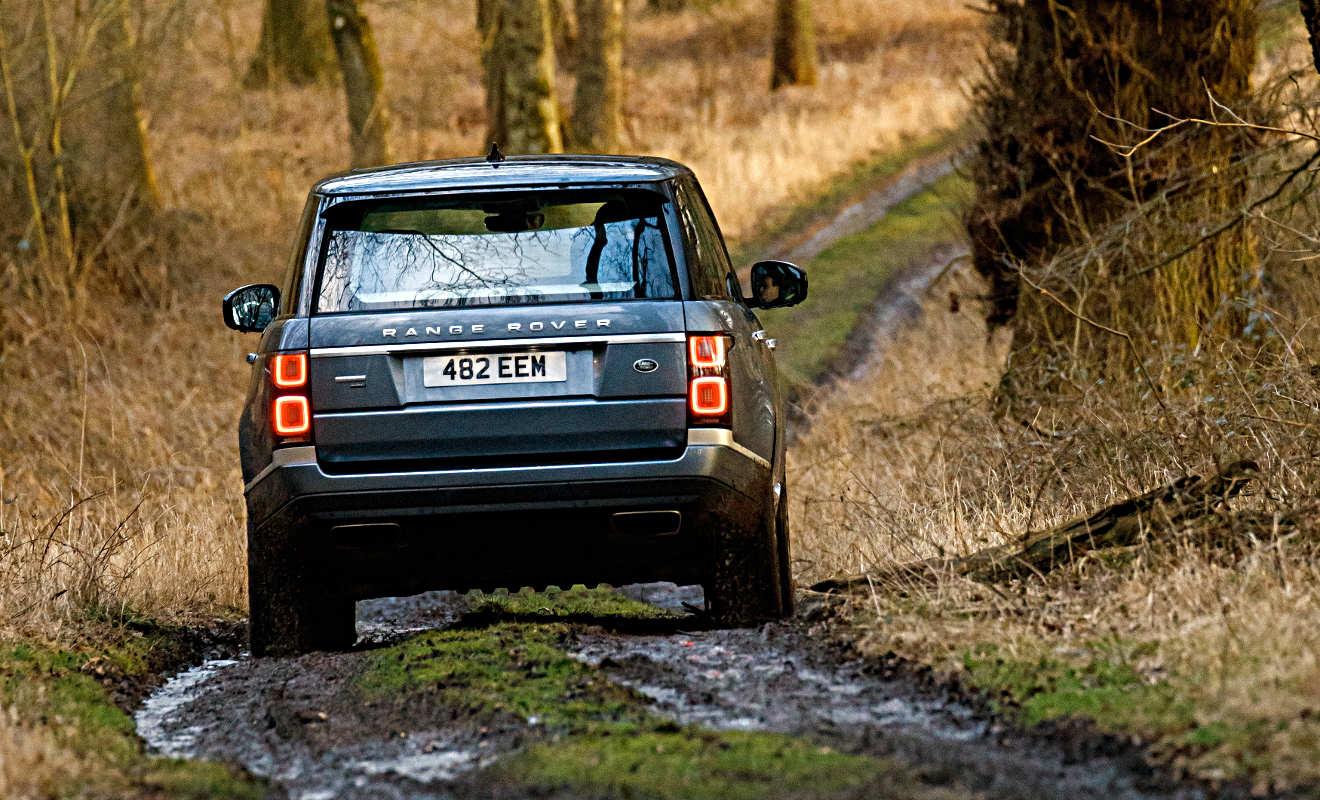 Range Rover. Foto: Land Rover