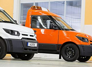 Streetscooter bei Ford. Foto: Streetscooter