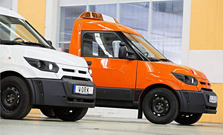 Streetscooter werden von Ford-Händlern verkauft