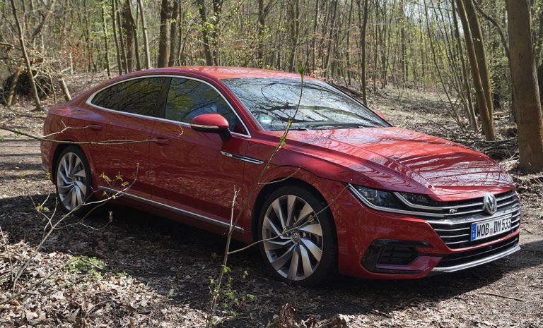 VW Arteon: Unbekannte Lässigkeit