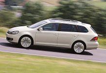 VW Golf VI. Foto: VW