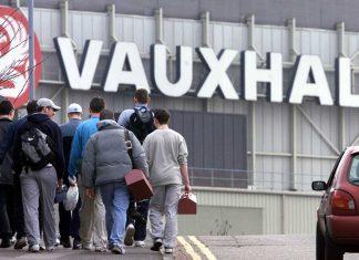 Vauxhall in Luton. Foto: dpa