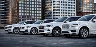 Volvo T8. Foto. Volvo