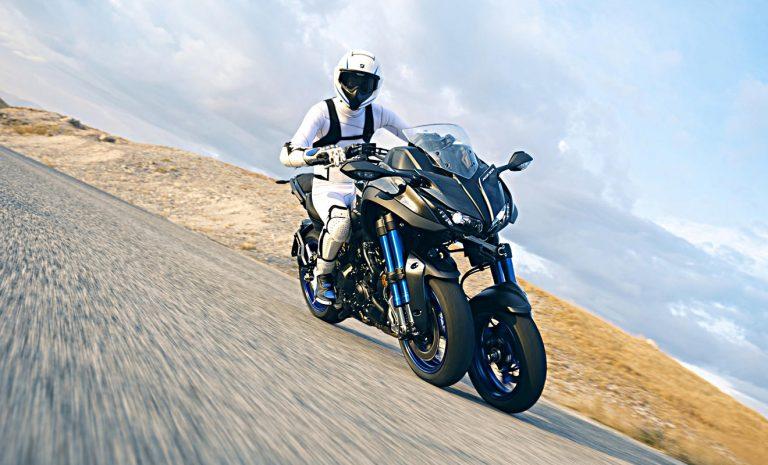 Yamaha Niken: Zwei Vorderräder für mehr Fahrspaß