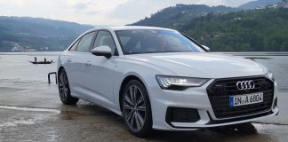 Der neue Audi A6. Foto: AG/Flehmer