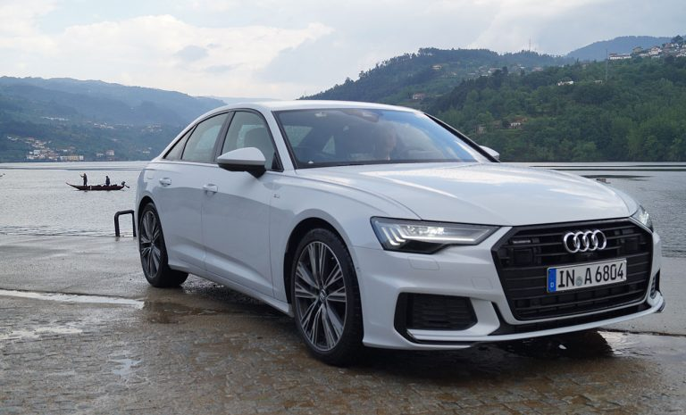 Audi A6: Ein fast glücklicher Erbe