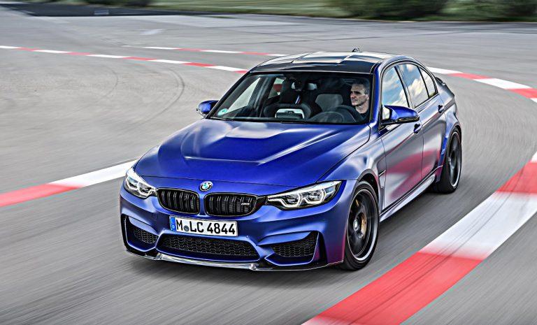BMW M3 CS: Zwischen den Welten