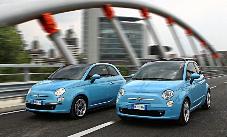 Gebrauchter Fiat 500: Kleiner Blender