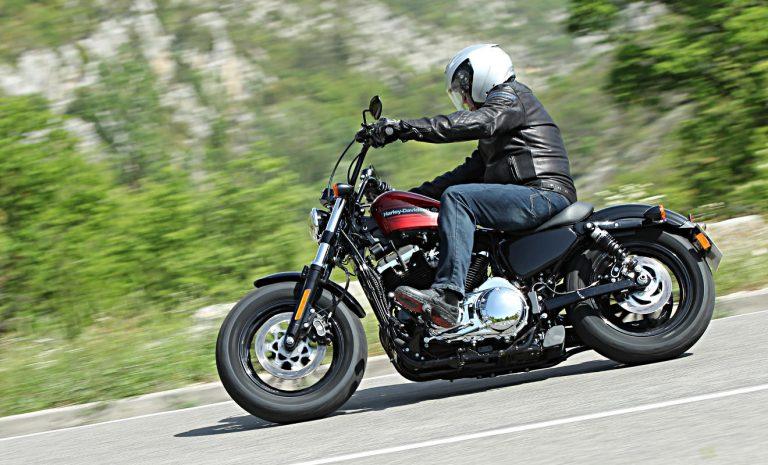 Harley-Davidson Forty-Eight Special: Für die ganz Lässigen