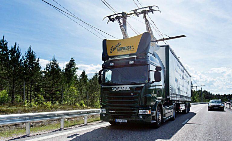 Stromautobahn: Suche nach den Elektro-Lastern