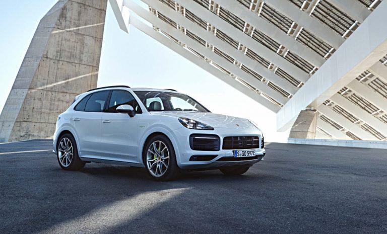 Porsche Cayenne kommt als E-Hybrid