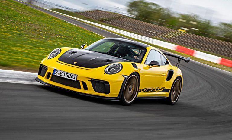 Porsche GT3 RS: Wow, was für ein Klang