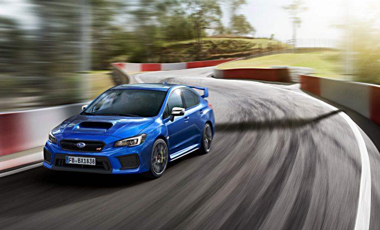 Subaru WRX STI: Auf Berg- und Talfahrt