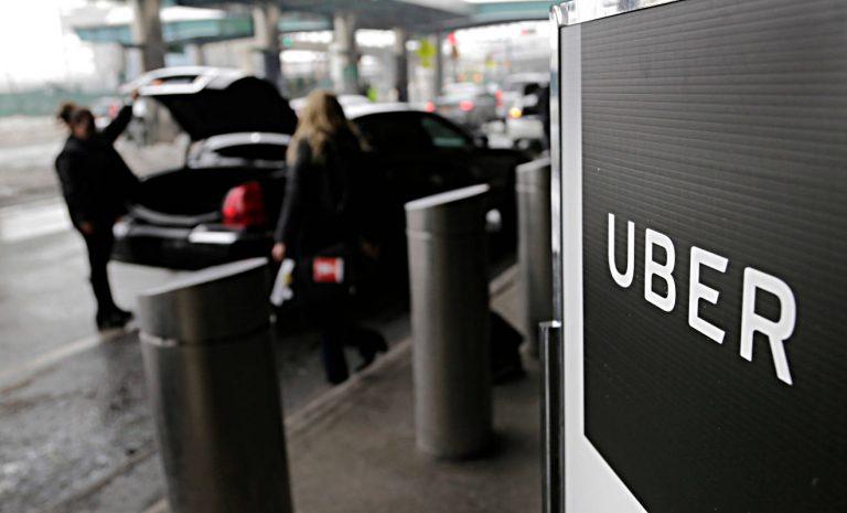 Fahrdienstvermittler Uber als «Amazon der Beförderung»