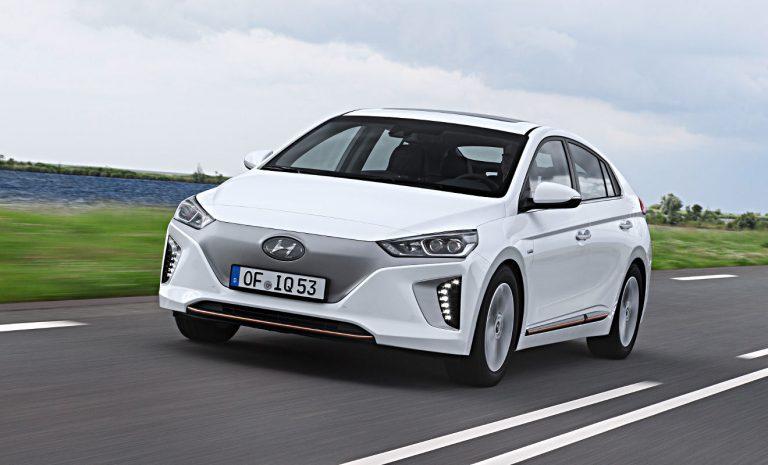 Hyundai Ioniq: Kompakter Stromer mit vielen Stärken